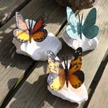 Bronzen vlinders