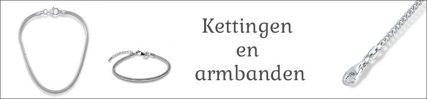 Kettingen en armbanden
