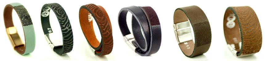 Afdruk armband