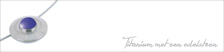 Titanium rond