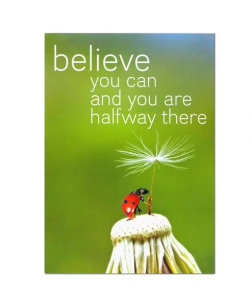 Kaart believe