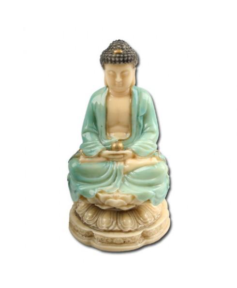 Boeddha groen