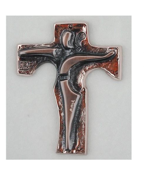 Kruis brons Jezus