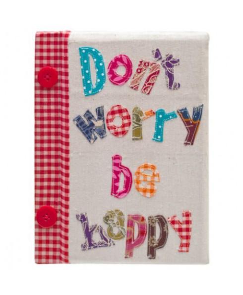 Dagboek Don't worry