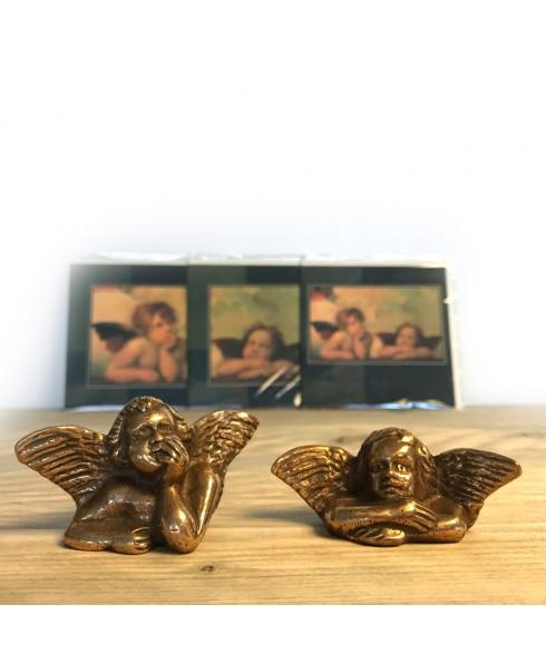 engelen met kaarten set