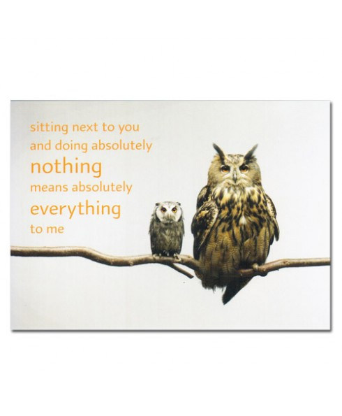 Everything postkaart