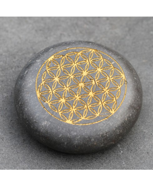 Flower of Life steen