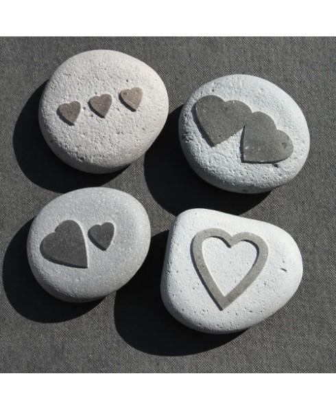 Harten steentjes