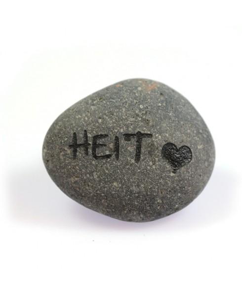 Heit steen