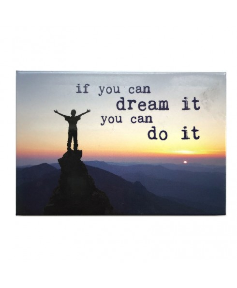 Magneet Dream it