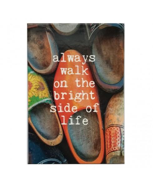 Magneet walk