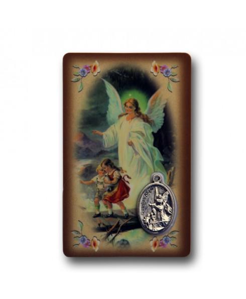 Gebedskaartje Engelbewaarder