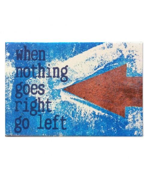 Magneet go left