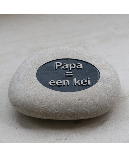 Papa embossing kei