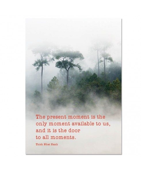 Postkaart The moment