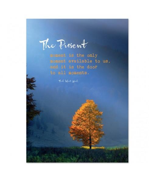 Postkaart The present