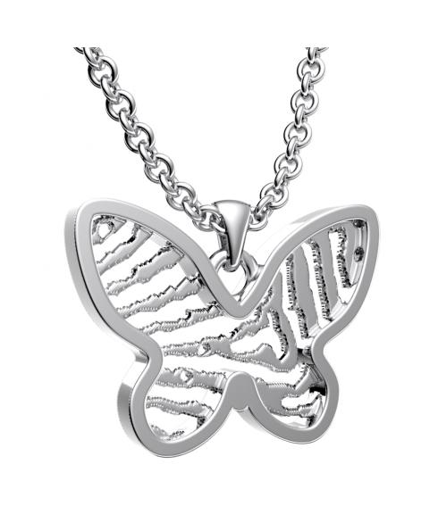 Hanger vlinder open