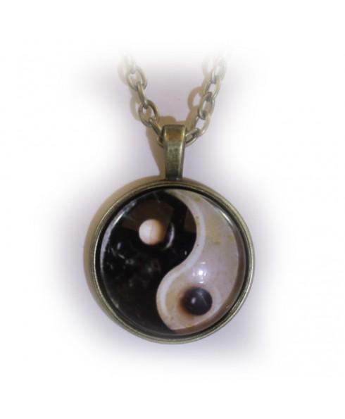 Yin yang amulet
