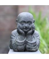 Kind monnik  liggend