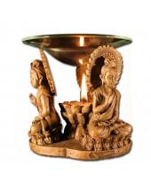 Boeddha geurlamp