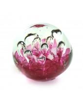 Droomkogel luchtbellen roze