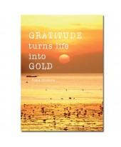 Gratitude postkaart