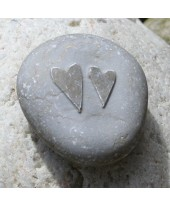 Steen twee harten