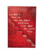 Magneet first step