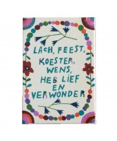 Magneet lach feest