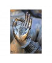 Magneet hand van Buddha