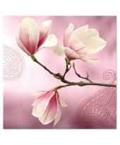 Wenskaart Magnolia