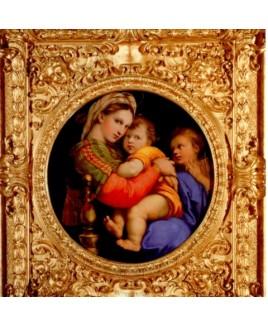 Madonna en kind.