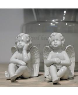 Engelen set porselein
