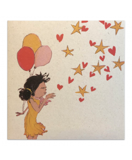 Harten en sterren wens