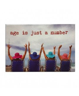 Koelkastmagneet Age