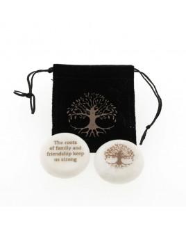 Gelukssteentjes levensboom