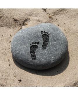 Wenssteen voetjes